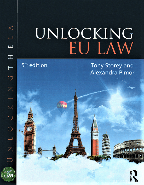 Unlocking EU law - 153257